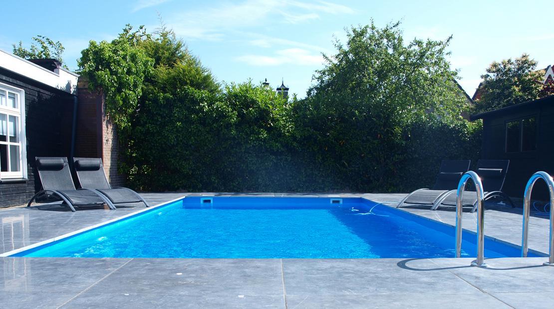 Van zwembad ontwerp tot realisatie aqua unique